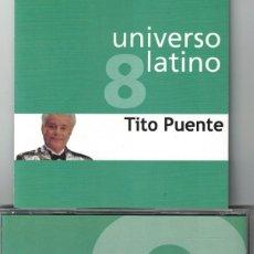 CDs de Musique: UNIVERSO LATINO 8 - TITO PUENTE (CD, EUROTROPICAL 2001). Lote 121316427