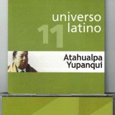 CDs de Musique: UNIVERSO LATINO 11 - ATAHUALPA YUPANQUI (CD, EUROTROPICAL 2001). Lote 128689026