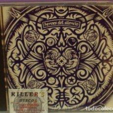 CDs de Música: HÉROES DEL SILENCIO - SENDA ´91 - CD EDICIÓN ESPAÑOLA DE 1991. Lote 121326435