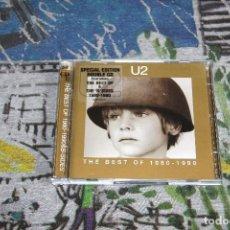CDs de Música: U2 - THE BEST OF 1980-1990 & B-SIDES - SPECIAL EDITION - 2 CD'S - CIDDU211 / 524612-2. Lote 121345951