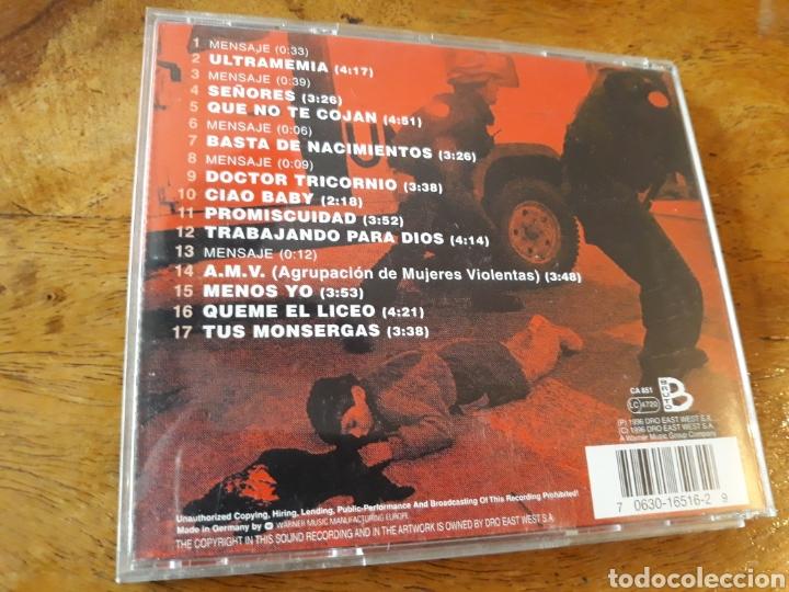 CDs de Música: Def Con Dos ultramemia rap español hip hop - Foto 3 - 121372119