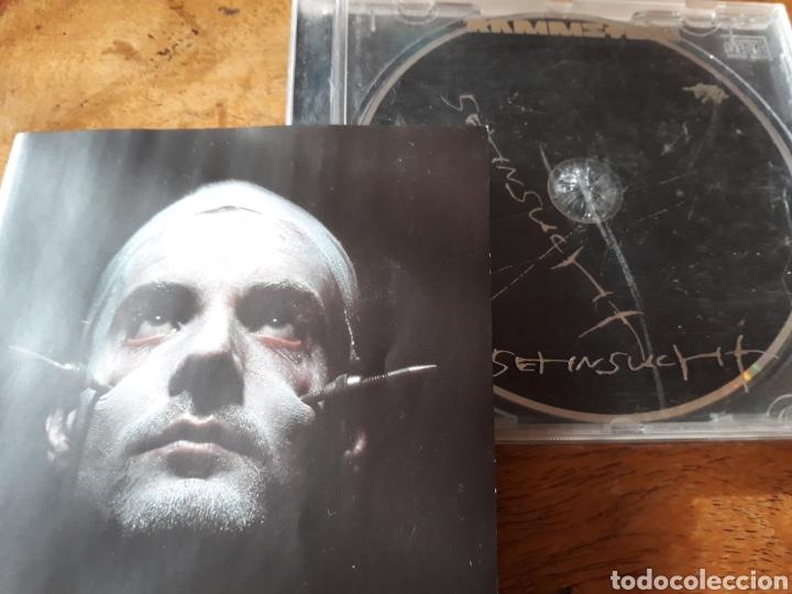 RAMMSTEIN SEHNSUCHT (Música - CD's Techno)