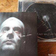 CDs de Música: RAMMSTEIN SEHNSUCHT. Lote 121376655