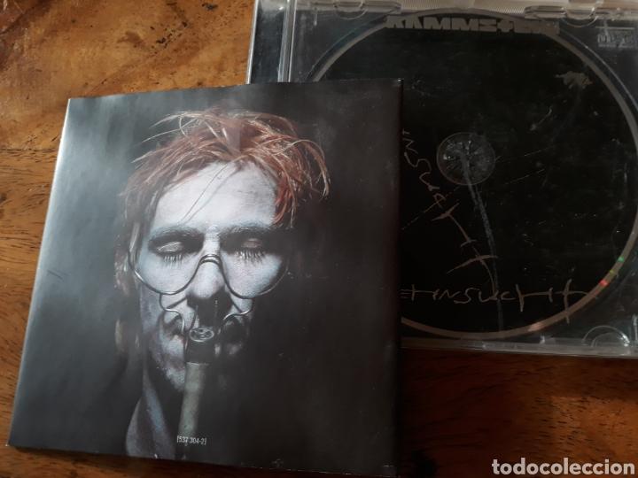 CDs de Música: RAMMSTEIN sehnsucht - Foto 2 - 121376655