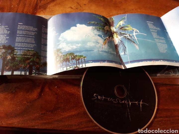 CDs de Música: RAMMSTEIN sehnsucht - Foto 4 - 121376655