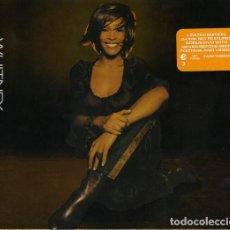 CDs de Música: WHITNEY HOUSTON - JUST WHITNEY - CD + DVD. Lote 121378107
