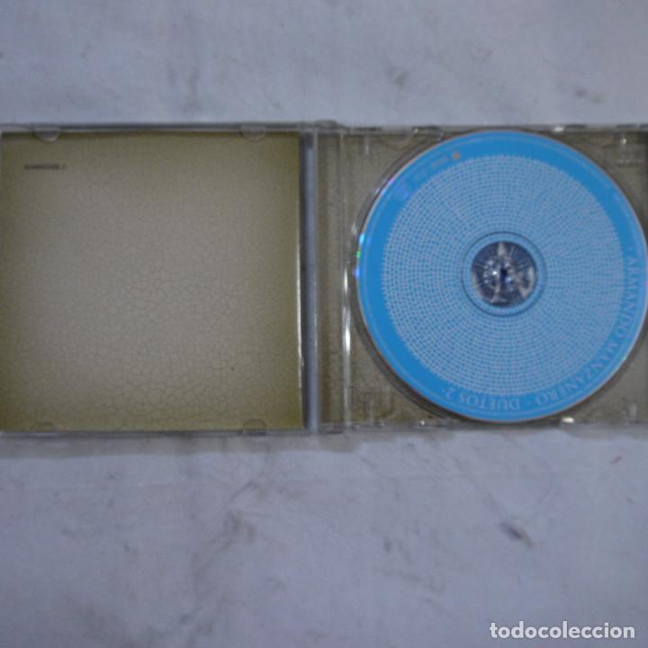 CDs de Música: ARMANDO MANZANERO - DUETOS 2 - CD 2002 - Foto 2 - 121384527