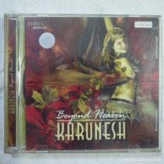 CDs de Música: KARUNESH - BEYOND HEAVEN - CD 2003 . Lote 121384735