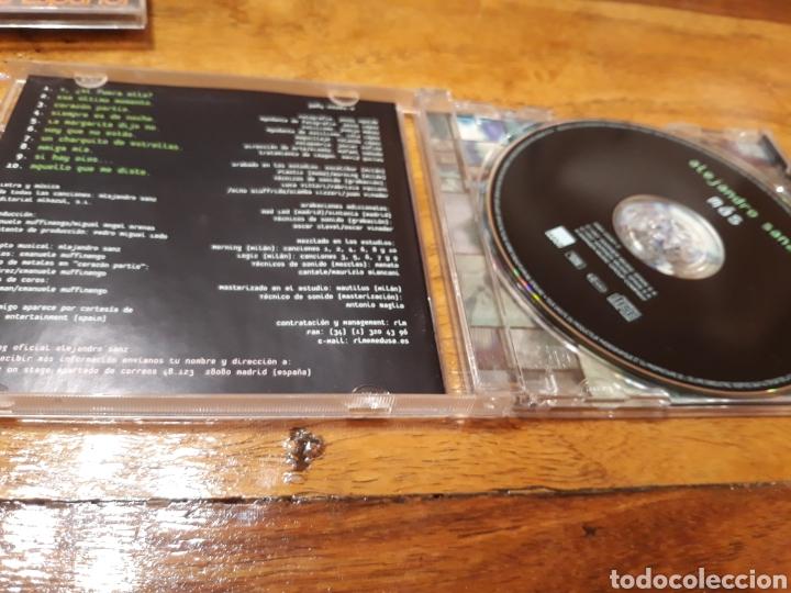 CDs de Música: Alejandro Sanz MAS - Foto 3 - 121396327