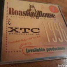 CDs de Música: ROASTING HOUSE XTC 1996. Lote 121397814