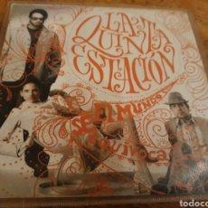 CDs de Música: LA QUINTA ESTACION. Lote 121397934