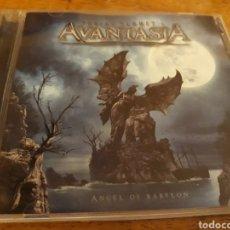 CDs de Música: ÁVANTASIA ANGEL OF BABYLON .TOBÍAS SAMMET. Lote 121398228