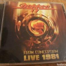 CDs de Música: CD DOKKEN (PRIMEROS TEMAS DE LA BANDA) FROM COCEPTION LIVE 1981. Lote 121398480