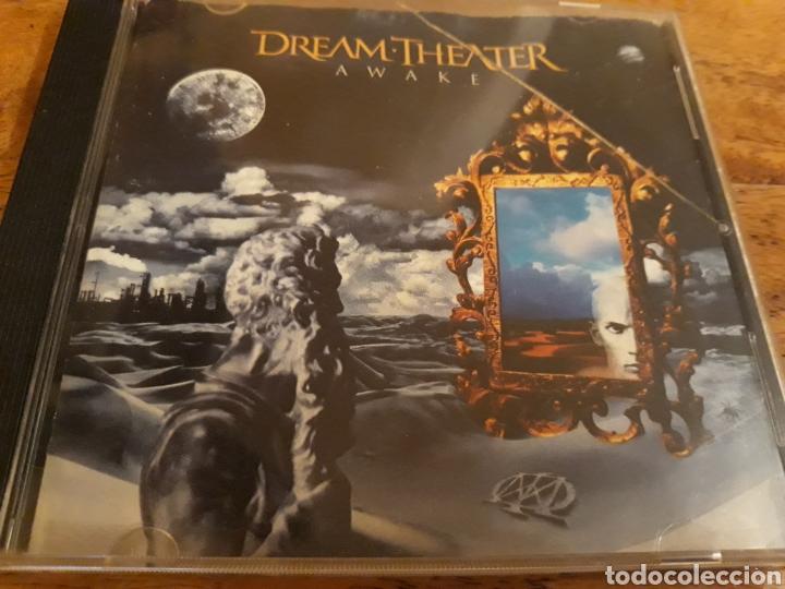 DREAM THEATER AWAKE (Música - CD's Heavy Metal)