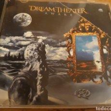 CDs de Música: DREAM THEATER AWAKE. Lote 121398714