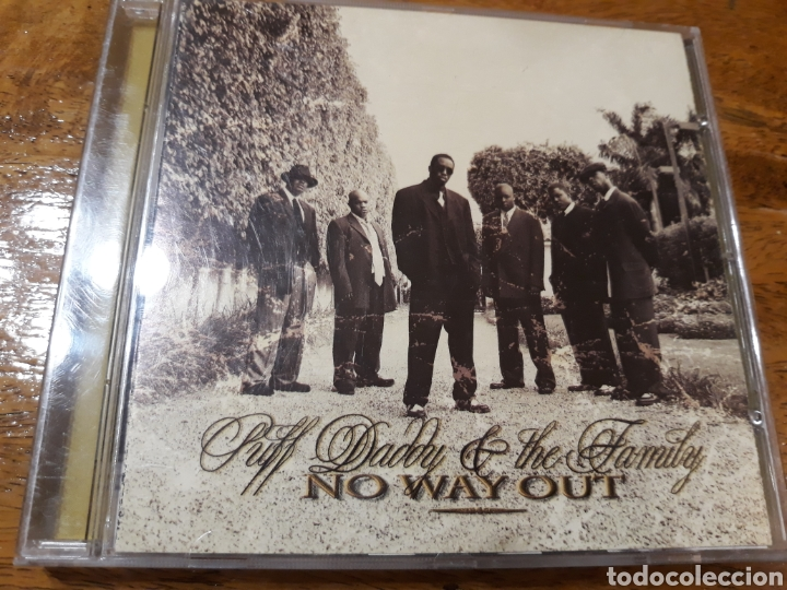 PUFF DADDY AND THE FAMILY NO WAY OUT (Música - CD's Hip hop)