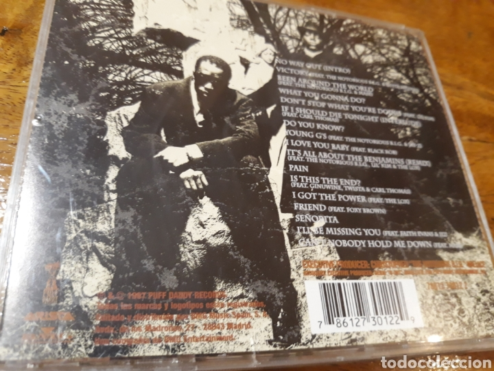 CDs de Música: PUFF DADDY AND THE FAMILY No Way Out - Foto 2 - 121398940