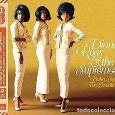 CDs de Música: DIANA ROSS 6 THE SUPREMES * 3CD * BABY LOVE THE ESSENTIAL * LTD DIGIPACK * PRECINTADO!. Lote 136765918