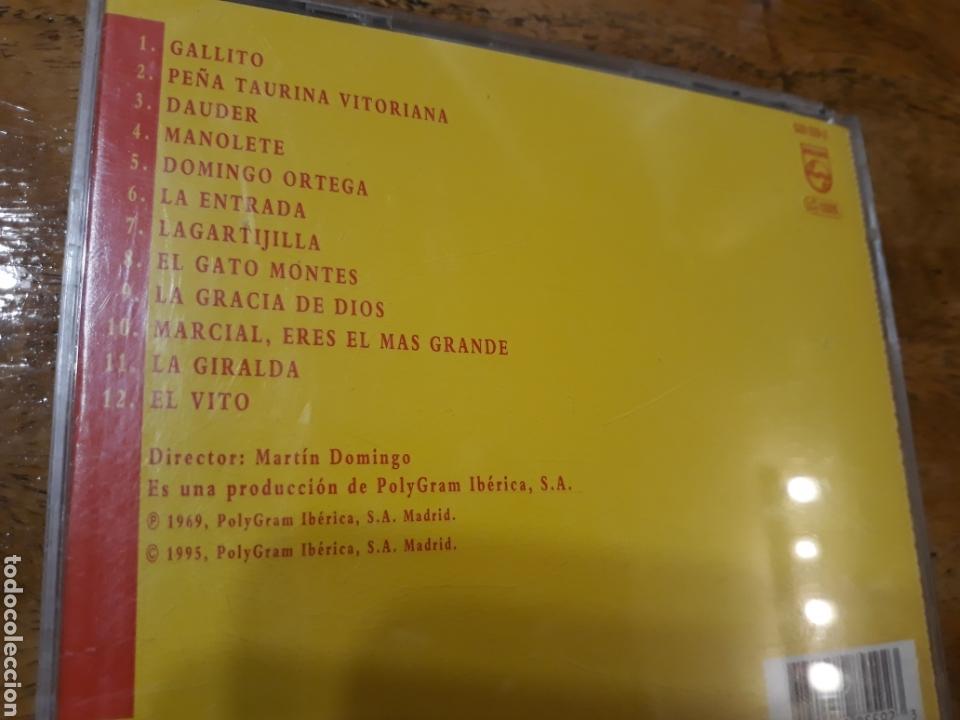 CDs de Música: Paso dobles Á Los TOROS ( banda Ibérica) - Foto 2 - 121396579