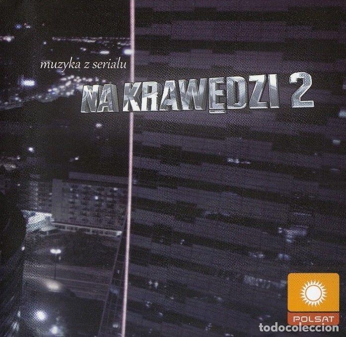 ON THE EDGE (NA KRAWEDZI 2) / JAROSLAW PAPAJ CD BSO - POLAND (Música - CD's Bandas Sonoras)