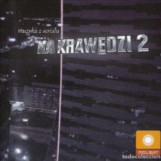 CDs de Música: ON THE EDGE (NA KRAWEDZI 2) / JAROSLAW PAPAJ CD BSO - POLAND. Lote 121446911