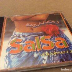 CDs de Música: BAILANDO SALSA. VOLUMEN 2. 1995.. Lote 121482259