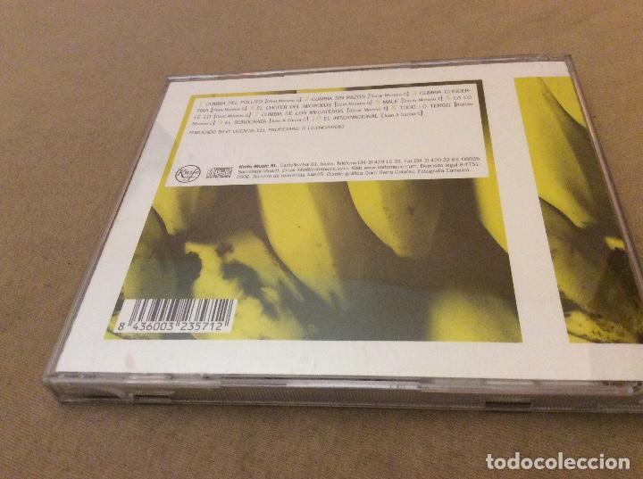 CDs de Música: SON CUBANO Y CUMBIA VOL. 2. UNIVERSAL COLLECTION 2000. - Foto 2 - 121482559