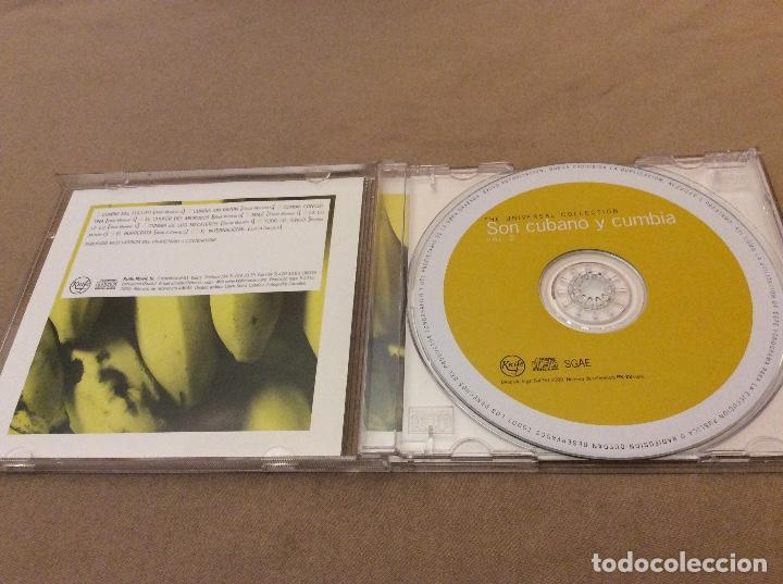 CDs de Música: SON CUBANO Y CUMBIA VOL. 2. UNIVERSAL COLLECTION 2000. - Foto 3 - 121482559