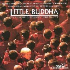 CDs de Música: LITTLE BUDDHA / RYUICHI SAKAMOTO CD BSO. Lote 289651113