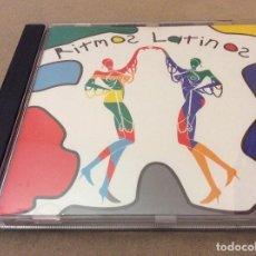 CDs de Música: RITMOS LATINOS.. Lote 121483259