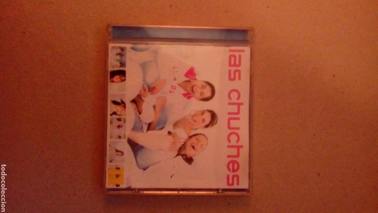 CD LAS CHUCHES 2004 (Música - CD's Otros Estilos)