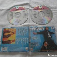 CDs de Música: LOS AMAYA 2 CD´S TODA SUS GRABACIONES EN EMI 1969/1976 (2001) COMO NUEVO - SELLO RAMALAMA-. Lote 121517087