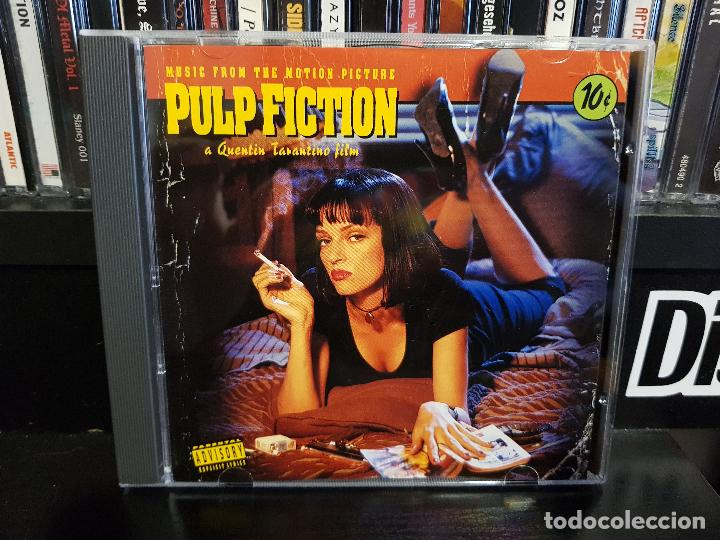 Pulp fiction music