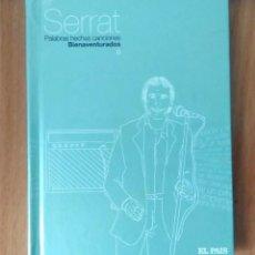 CDs de Música: BIENAVENTURADOS (1987) - SERRAT - ED EL PAIS 2007 - CARTONÉ - MUY BUEN ESTADO. Lote 121527031