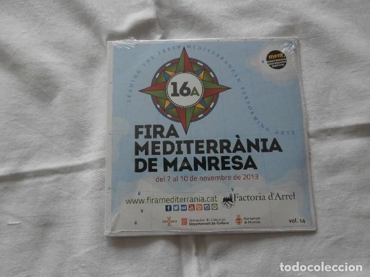 16 FIRA MEDITERRANIA DE MANRESA (2013) OBRIM PAS LAIETANS / NEVOA / TAZZUFF / FILASTIME**NUEVO** (Música - CD's Otros Estilos)
