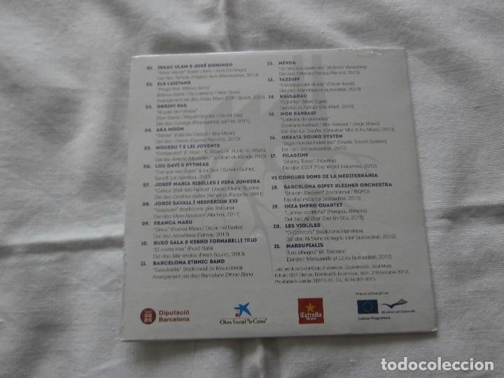 CDs de Música: 16 FIRA MEDITERRANIA DE MANRESA (2013) OBRIM PAS LAIETANS / NEVOA / TAZZUFF / FILASTIME**NUEVO** - Foto 2 - 121530091