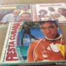 CDs de Música: FIESTA CUBANA. MERENGUE, GUARACHA SALSA, SON. IBRAHIM FERRER, CELIA CRUZ, SONORA MATANCERA. 2 CD. . Lote 121536407