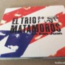 CDs de Música: TRIO MATAMOROS ?– EL TRIO MATAMOROS EN SAN JUAN. NUEVOS MEDIOS. 2004. DIGIPACK.. Lote 121536903