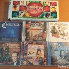 CDs de Música: 14-00047 PACK 6 CDS CHRISTMAS ESPECTACULAR. Lote 121546975