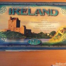 CDs de Música: 14-00048 PACK 12 CDS THE MAGIC OF IRELAND. Lote 121547119