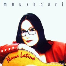 CDs de Música: NANA MOUSKOURI - NANA LATINA - CD. Lote 121605907