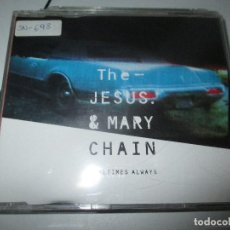 CDs de Música: THE JESUS & MARY CHAIN - SOMETIMES ALWAYS - CD, SINGLE 1994. Lote 121618783