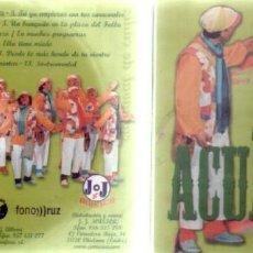 CDs de Música: COMPARSA LOS ACUARELAS. BUSTELO, JOSE LUIS. CD-VARIOS-1452. Lote 121635095