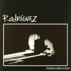 CDs de Música: SILVIO RODRÍGUEZ - RODRIGUEZ - CD GATEFOLD CARDBOARD SLEEVE PRECINTADO. Lote 187590685