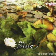 CDs de Música: KILA - SOISÍN - CD DIGIPACK PRECINTADO. Lote 121642307
