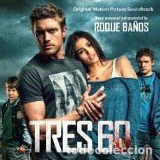 CDs de Música: TRES 60 MÚSICA COMPUESTA Y DIRIGIDA POR ROQUE BAÑOS. Lote 121642371