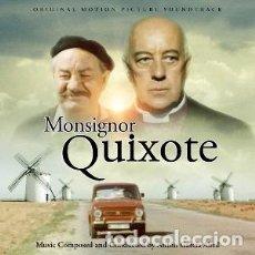 CDs de Música: MONSIGNOR QUIXOTE MÚSICA COMPUESTA Y DIRIGIDA POR ANTÓN GARCÍA ABRIL. Lote 121643099