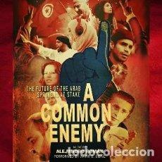 CDs de Música: EL ENEMIGO COMÚN - A COMMON ENEMY MÚSICA COMPUESTA POR ALEJANDRO ROMÁN. Lote 121643383