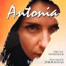 CDs de Música: ANTONIA MÚSICA COMPUESTA POR JORGE ALIAGA. Lote 121643855