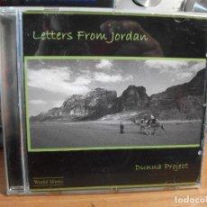CDs de Música: LETTERS FROM JORDAN DUNNA PROJECT CD ALBUM 2004 COMO NUEVO¡¡ PEPETO. Lote 121664015